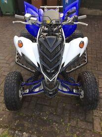 Yamaha raptor 700 mint 700r 2 owners