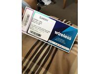 Wireless Sunday ticket