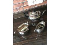 Vintage Tea Pot Set EPNS Sheffield