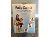 Baby Carrier - New & Boxed!
