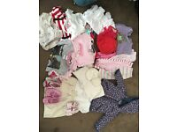 Bundle of girls clothes, aged between 3months to 2 years. All in great condition