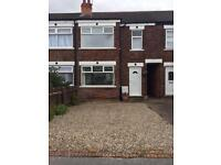 Newly Decorated 3 Bed Terraced House in Cottingham