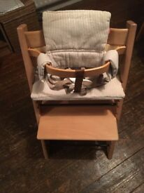 Stokke Tripp Trapp High Chair & Accessories