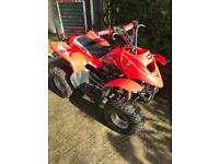 100cc quad bike quadzilla aeon