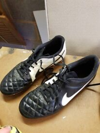 Nike Football Boots - Moulded studs - Size 9