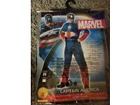 Captain America costume adults