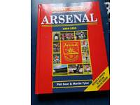 Official History Arsenal Book