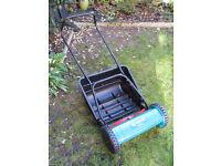 Bosch AMH 38G Manual Garden Lawn Mower