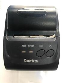 MINI THERMAL PRINTER. VERY GOOD CONDITION WORKING FOR SALE