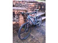 2 bikes for sale!! Giant Trance Mountain Bike & Merida Race Road Bike