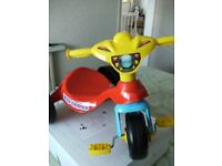 CHILDREN'S TRIKE (Brand New & Boxed)