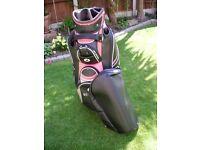 MOTOCADDY TROLLEY CARRY GOLF BAG