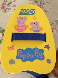 Pippa pig swim float
