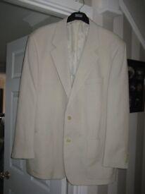 Summer Lightweight Jacket by Wellington - Size 44S