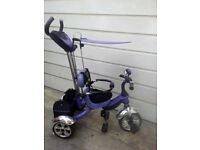 Smart Trike.