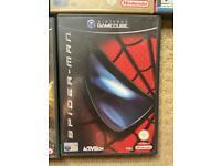 Spiderman GameCube