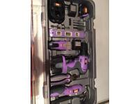 Vax home improvement DIY ladies power tool set