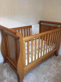 Boori Nursery Furniture Set - excellent condition