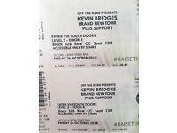 Kevin Bridges Swap Tickets October 26th