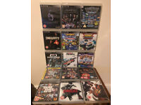For Sale Sony PlayStation 3 / PS3 Games X15 Bundle Job Lot £60 For The Lot