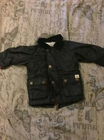 Boys next coat 3-6 months.