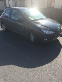 Peugeot 206 zest for breaking or field