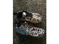 Nike trainers toddler size 4.5