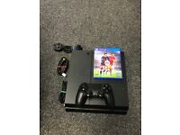Sony Playstation 4 500gb Console with Controller and FIFA 16