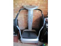 Crazy Fit Massage vibration machine in good working order.