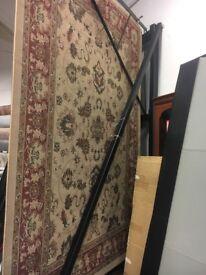 40 rug display stand