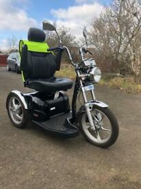 Drive medical sport rider only 42-miles on the clock mobility scooter