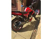 Keeway 125 - 16 plate £700 or swap for 70cc ped