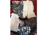 LADIES CLOTHES SIZE 22/24