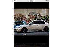 Honda Civic ej9, (ek9) not Vauxhall or ford EK