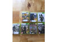 Xbox 360 games - ideal Christmas stocking fillers