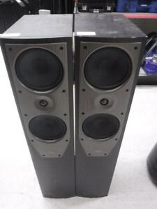 Mission Tower Speaker Pair M74i. We Buy and Sell Used Home Audio Equipment. 114766*