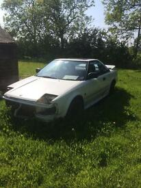 Mr2 mk1 1985 model parts available