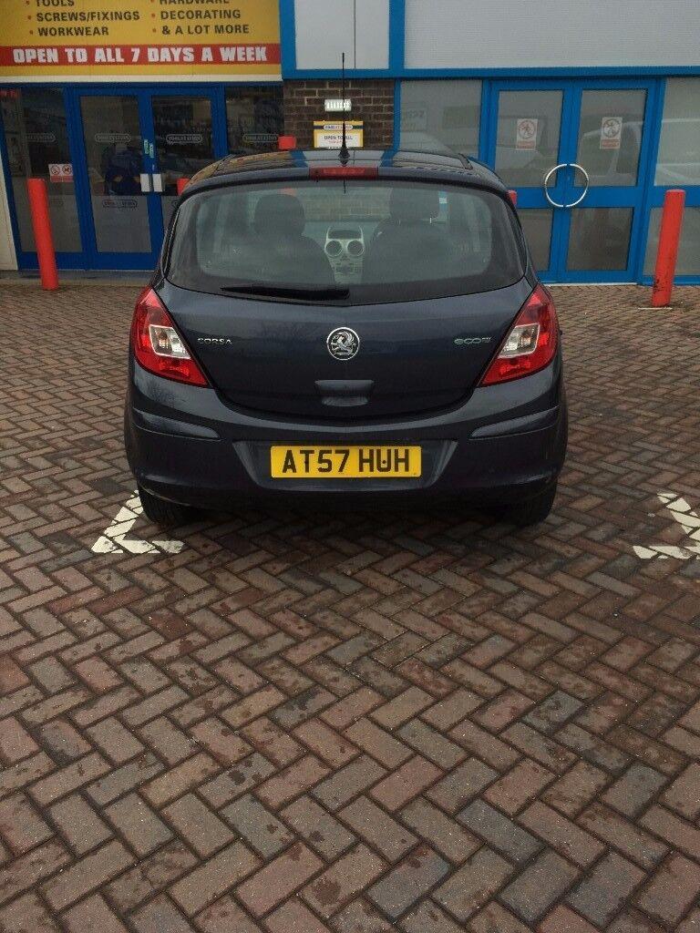 Vauxhall Corsa 1.3 CDTI 2008 - 12 Months MOT - 80K Miles