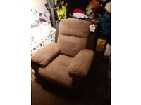 electric stand easy/recliner armchair