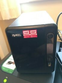 Zyxel NSA325v2 Network Storage