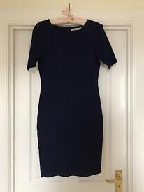 For sale: Karen Millen size 3 (UK12) navy dress
