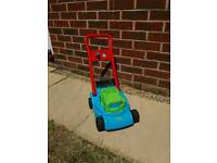 Early learning centre childrens lawn mower
