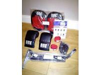 Punch bag new with accessories ssories