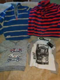 Boys clothing bundle aged 4-5 yrs