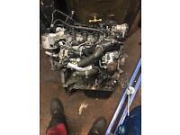 Breaking 1.4 turbo Diesel engine out of 62 plate fiesta