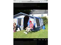 Conway camberly trailer tent for sale