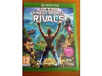 Xbox One Kinnect Game Sports Rivals