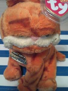 Ty Beanie Baby GARFIELD *MINT with TAGS* *$20*