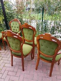 Free dining table and chairs