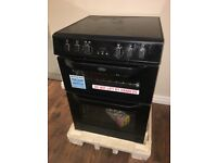 Good as New Belling Cooker. Only used once or twice. Immaculate condition.